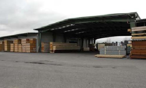 Provozní objekt / sídlo nedaleko obce 2425 Nikl , cca 60.000 m² , Nákup (Objekt Nr. 050/00685)